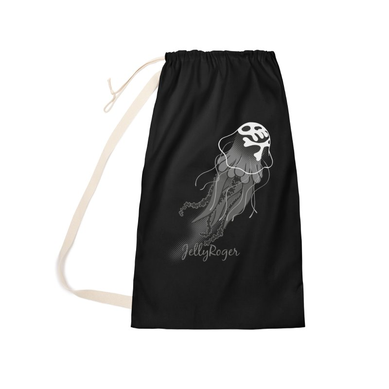Jelly Roger Accessories Laundry Bag Bag by Freehand