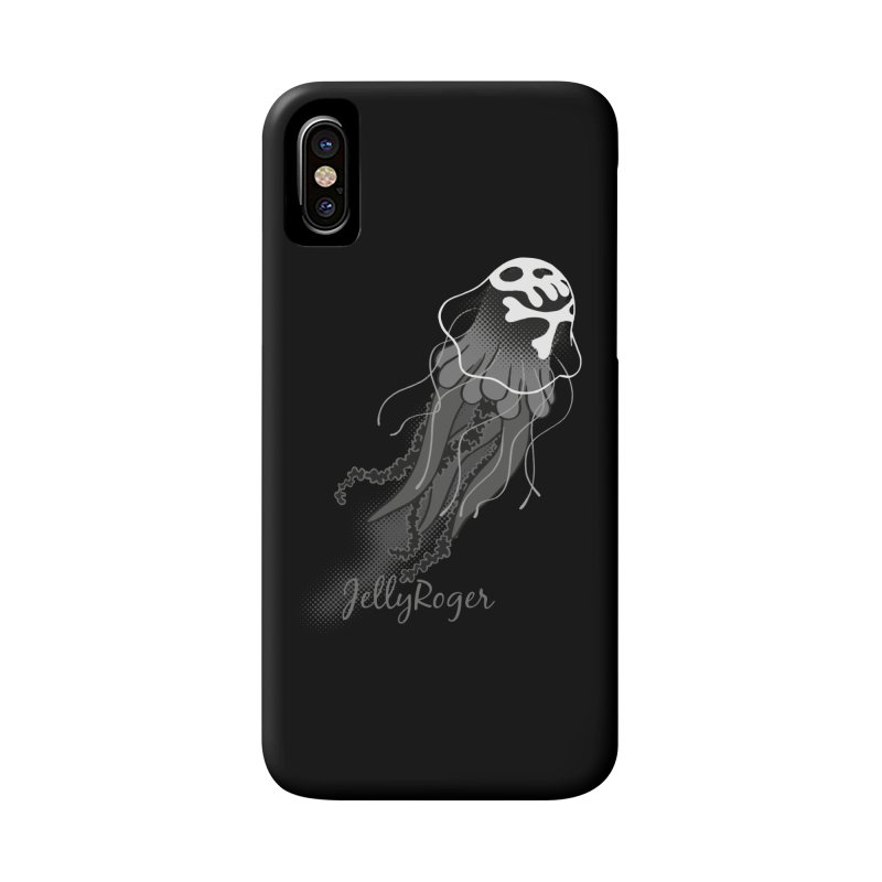 Jelly Roger Accessories Phone Case by Freehand