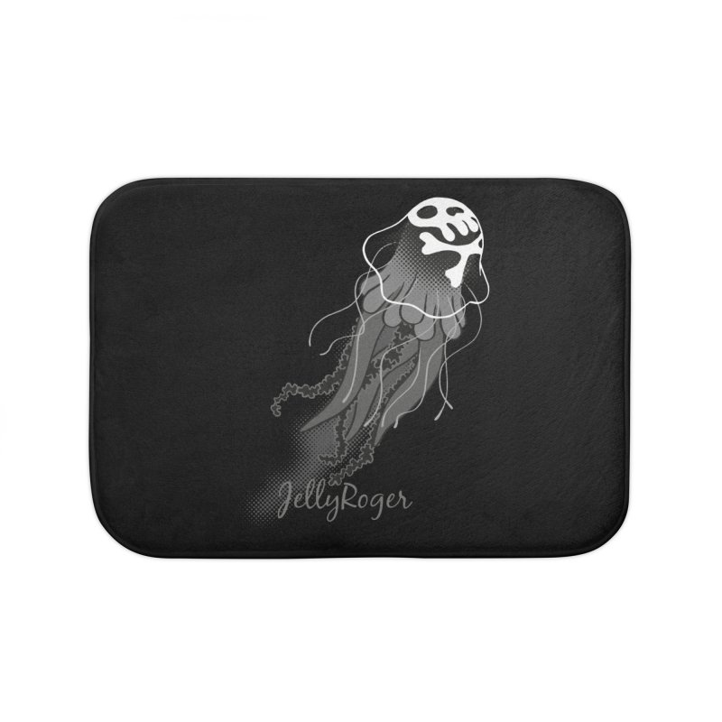 Jelly Roger Home Bath Mat by Freehand