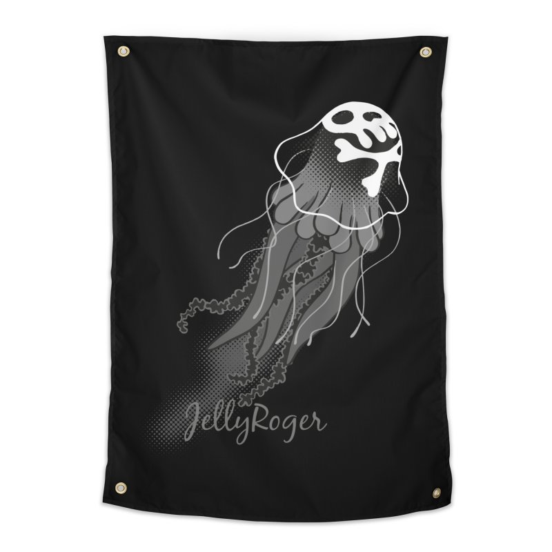 Jelly Roger Home Tapestry by Freehand