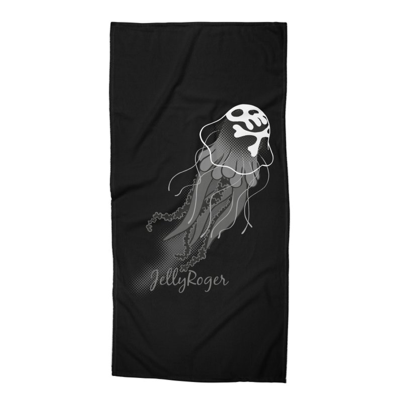 Jelly Roger Accessories Beach Towel by Freehand