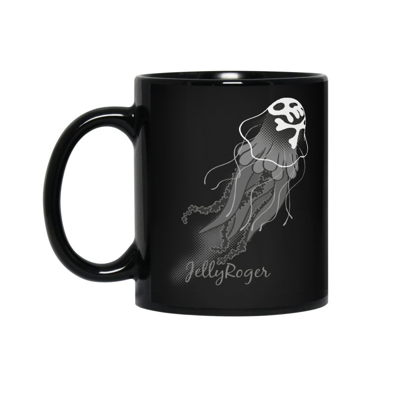 Jelly Roger Accessories Standard Mug by Freehand