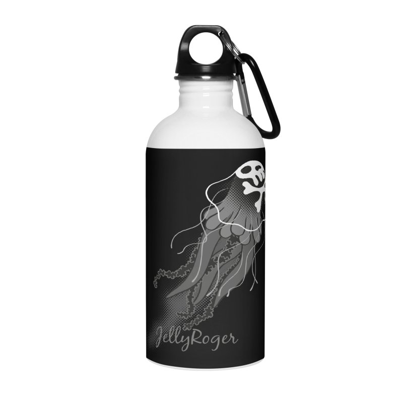Jelly Roger Accessories Water Bottle by Freehand