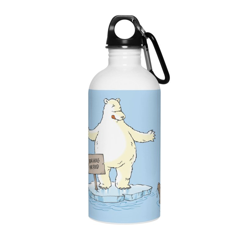 Bear Hugs For Food Accessories Water Bottle by Freehand