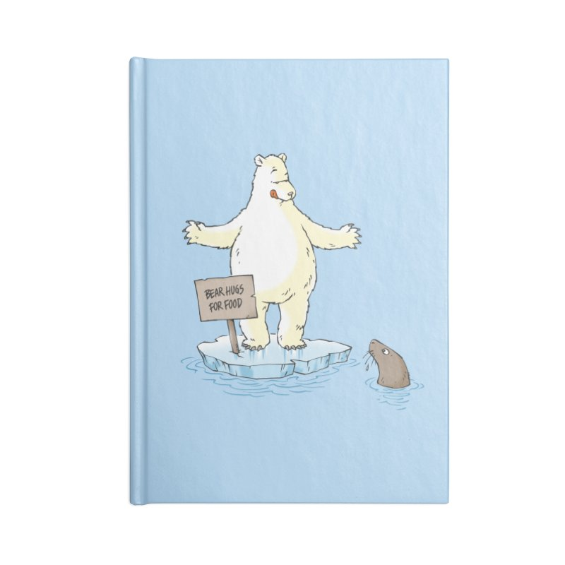 Bear Hugs For Food Accessories Notebook by Freehand