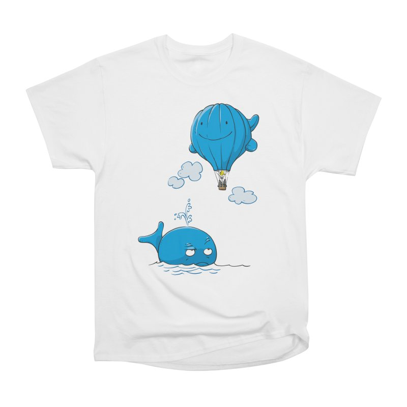 Floating Envy Men's Classic T-Shirt by Freehand