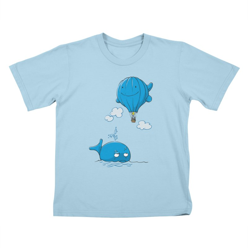 Floating Envy Kids T-Shirt by Freehand