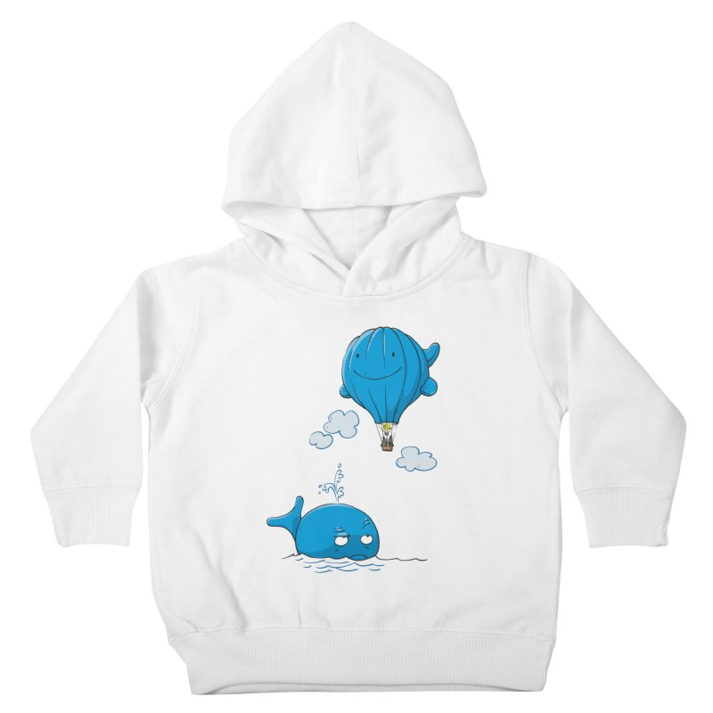 Floating Envy Kids Toddler Pullover Hoody by Freehand