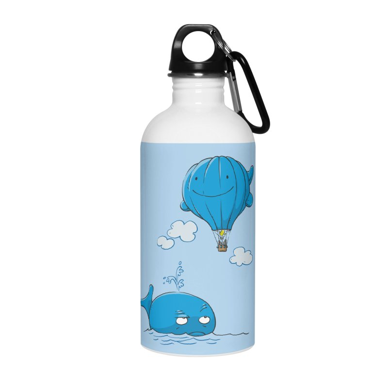 Floating Envy Accessories Water Bottle by Freehand