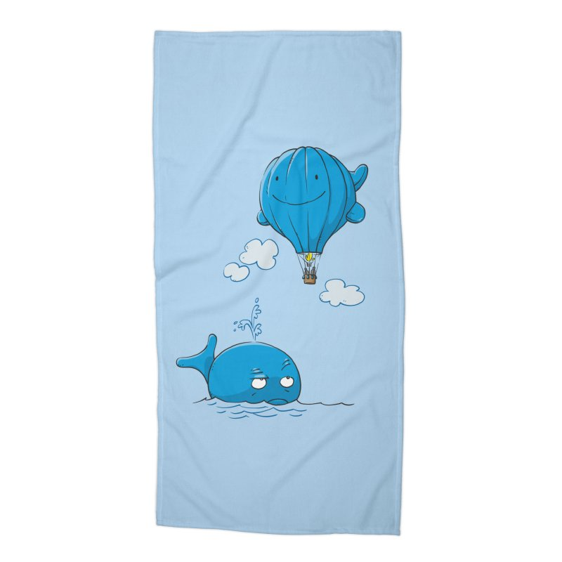 Floating Envy Accessories Beach Towel by Freehand
