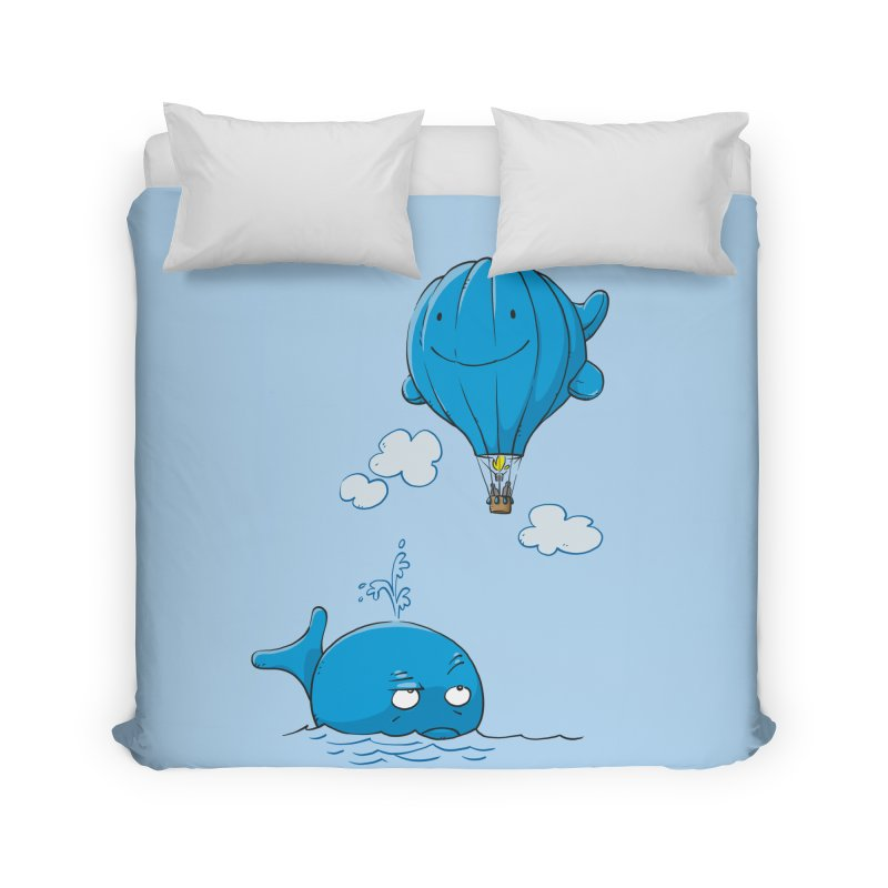 Floating Envy Home Duvet by Freehand
