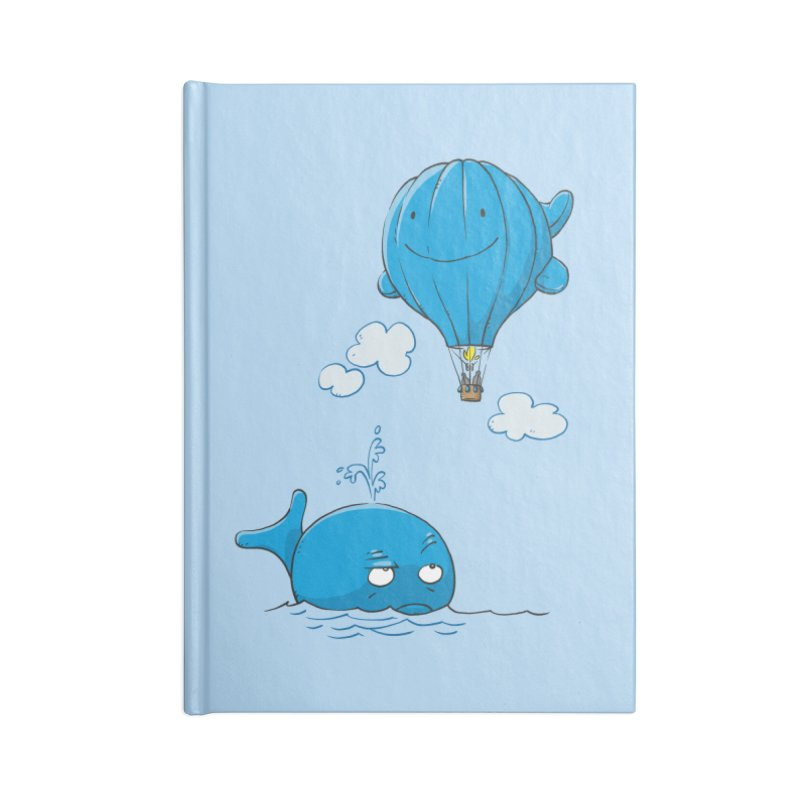 Floating Envy Accessories Notebook by Freehand