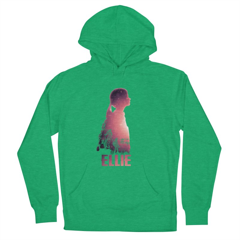 ELLIE Men's Pullover Hoody by freeimagination's Artist Shop