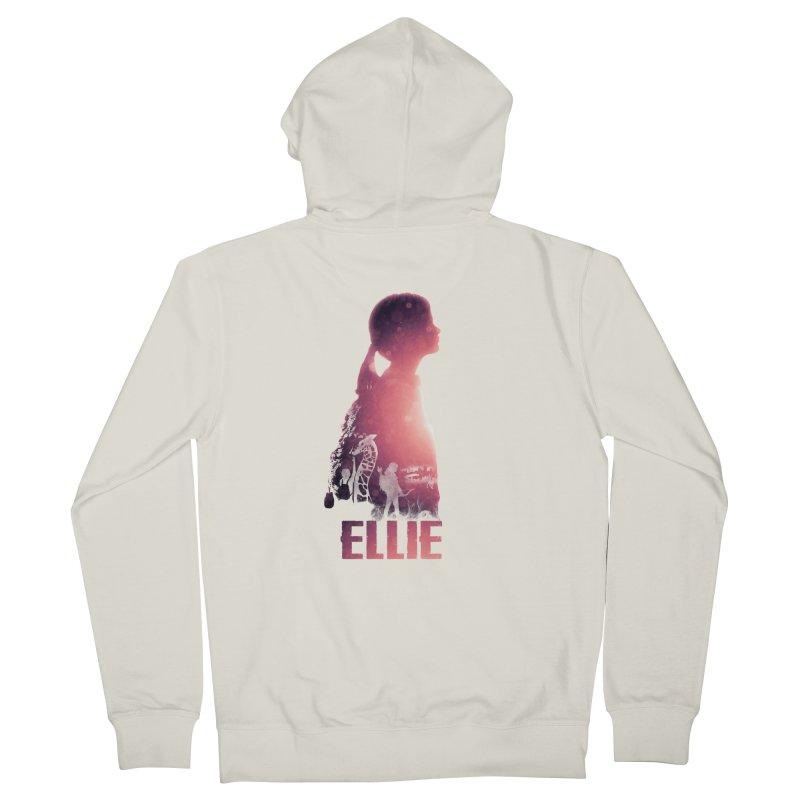 ELLIE Men's Zip-Up Hoody by freeimagination's Artist Shop