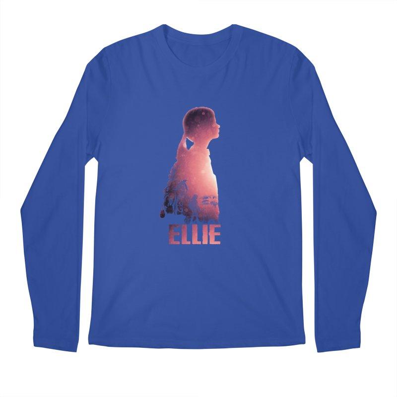 ELLIE Men's Longsleeve T-Shirt by freeimagination's Artist Shop
