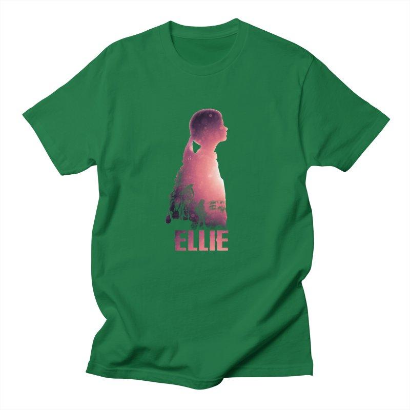 ELLIE Men's T-Shirt by freeimagination's Artist Shop
