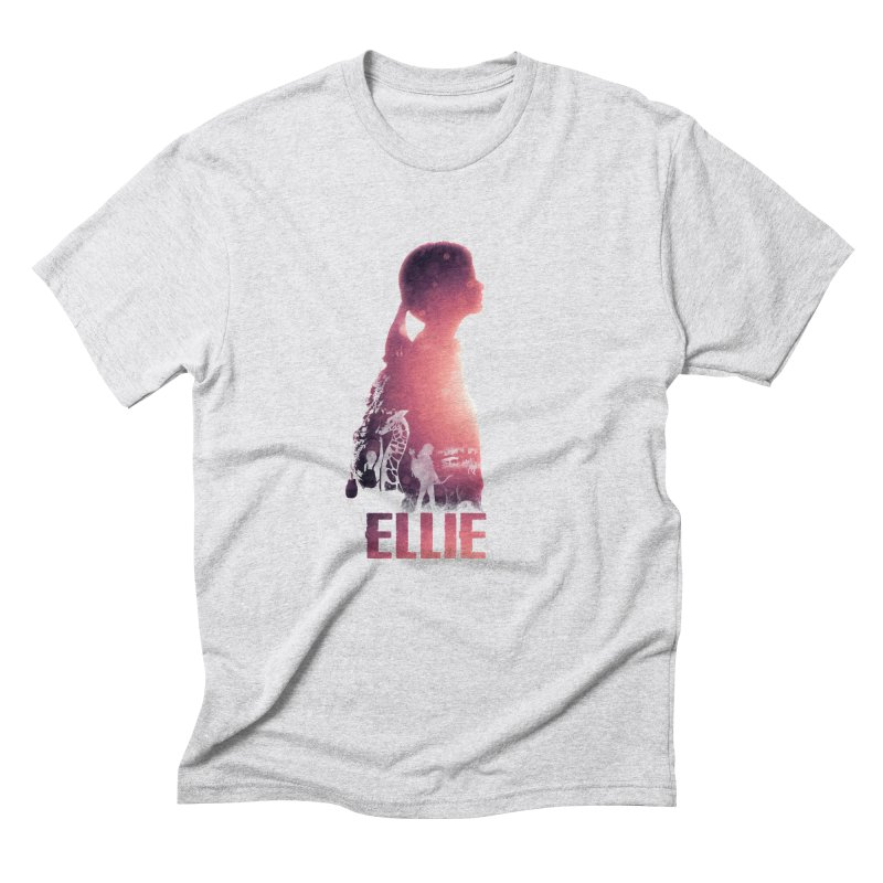 ELLIE Men's Triblend T-Shirt by freeimagination's Artist Shop