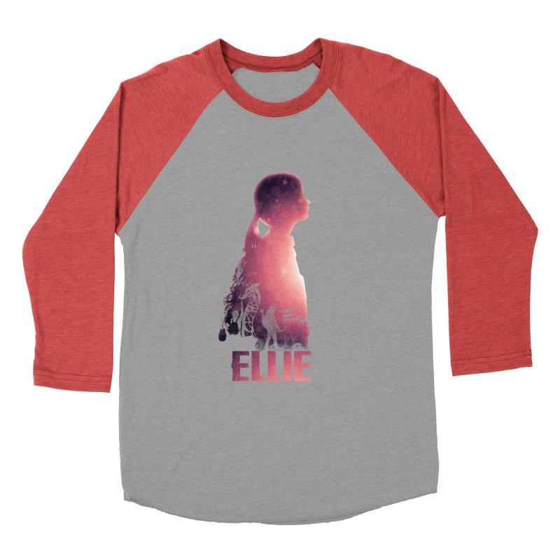 ELLIE Women's Baseball Triblend T-Shirt by freeimagination's Artist Shop