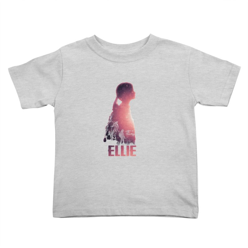 ELLIE Kids Toddler T-Shirt by freeimagination's Artist Shop