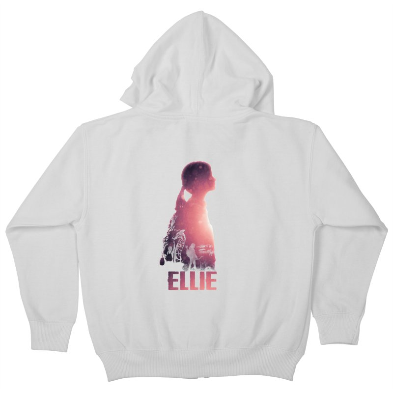 ELLIE Kids Zip-Up Hoody by freeimagination's Artist Shop