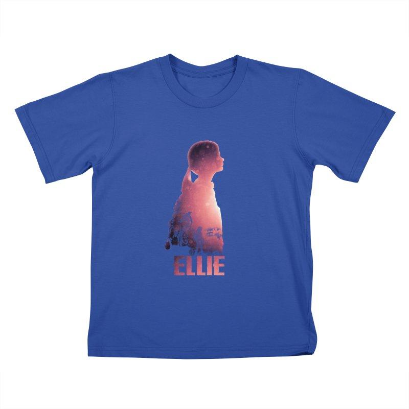 ELLIE Kids T-Shirt by freeimagination's Artist Shop