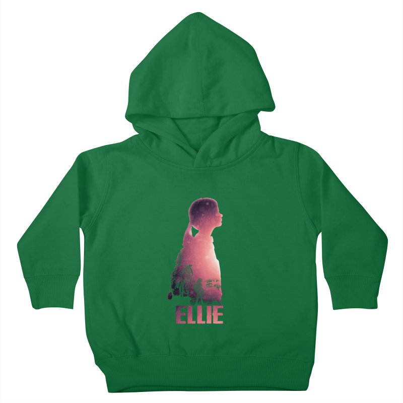 ELLIE Kids Toddler Pullover Hoody by freeimagination's Artist Shop