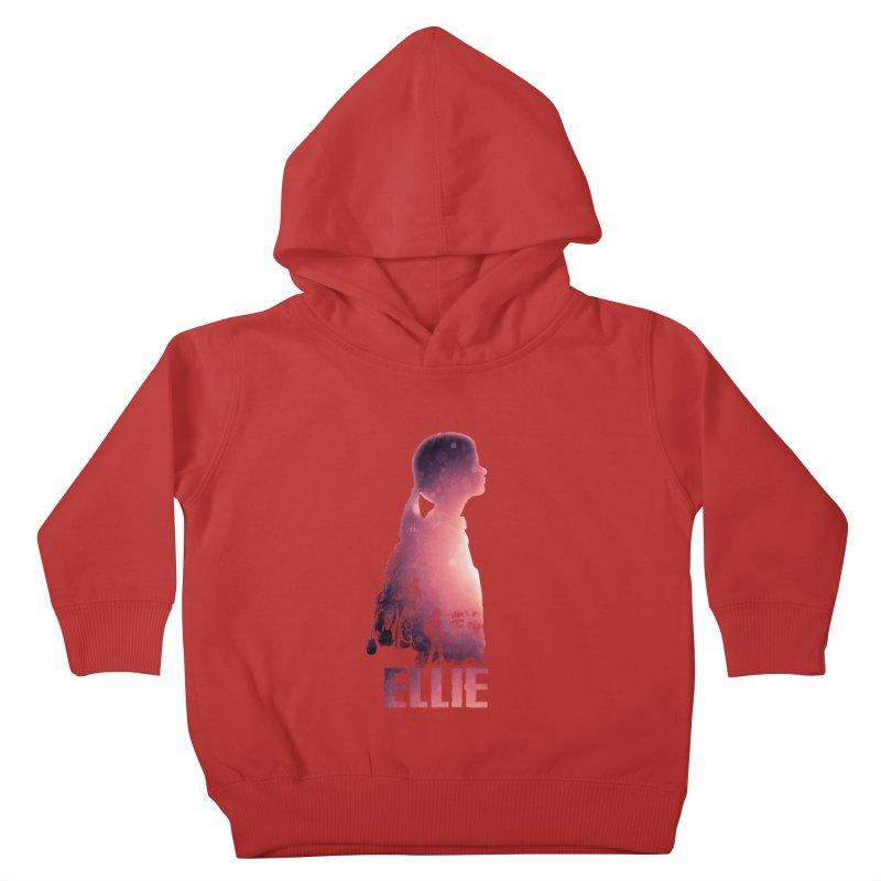 ELLIE Kids Toddler Pullover Hoody by freeimagination's Artist Shop