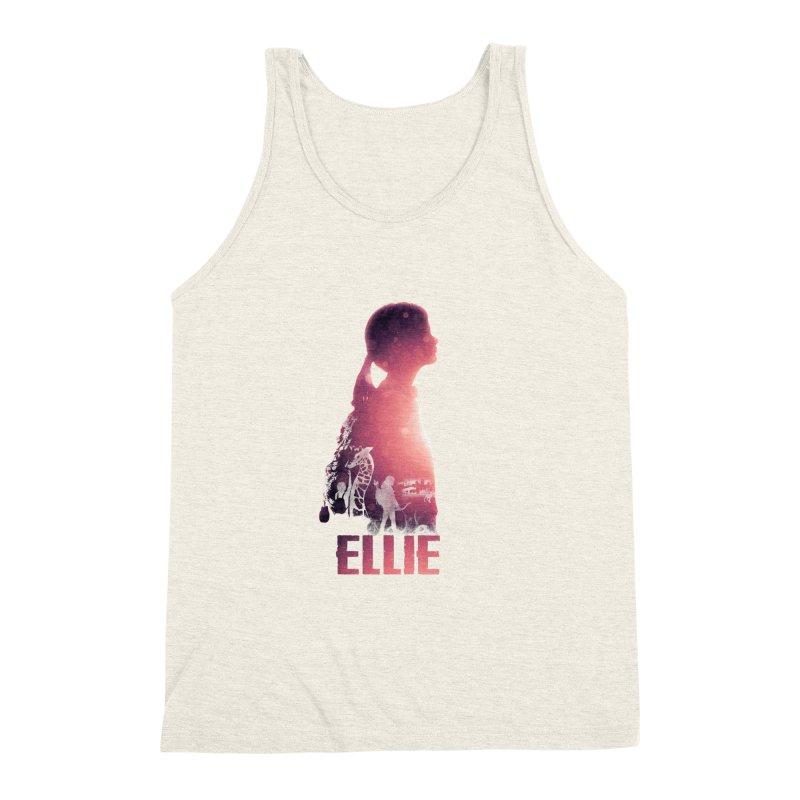 ELLIE Men's Triblend Tank by freeimagination's Artist Shop