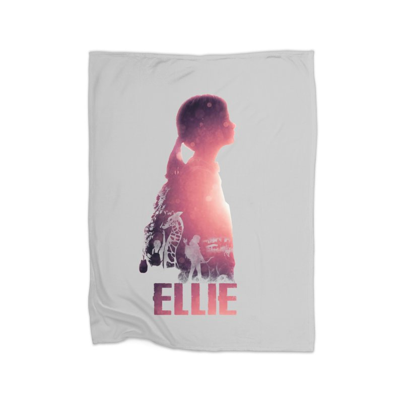 ELLIE Home Blanket by freeimagination's Artist Shop
