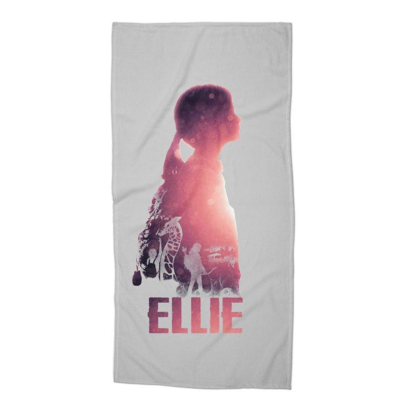 ELLIE Accessories Beach Towel by freeimagination's Artist Shop