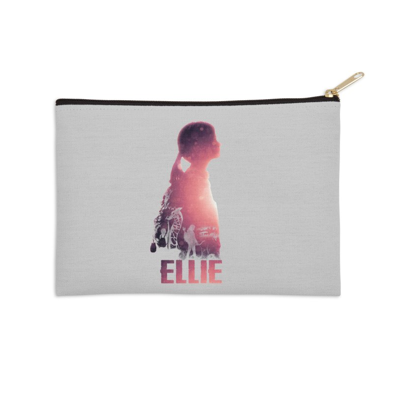 ELLIE Accessories Zip Pouch by freeimagination's Artist Shop