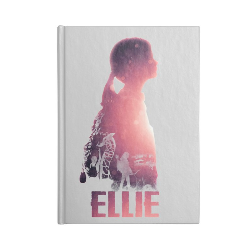 ELLIE Accessories Notebook by freeimagination's Artist Shop
