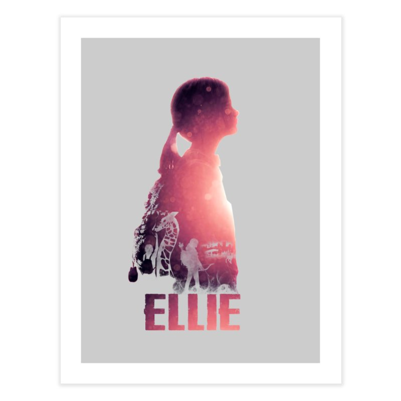 ELLIE Home Fine Art Print by freeimagination's Artist Shop