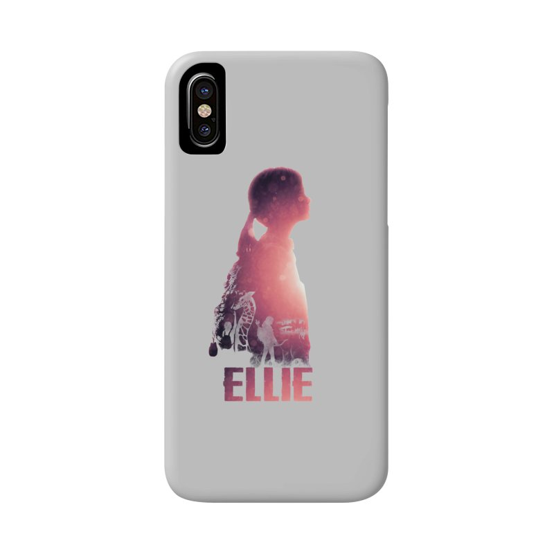 ELLIE Accessories Phone Case by freeimagination's Artist Shop