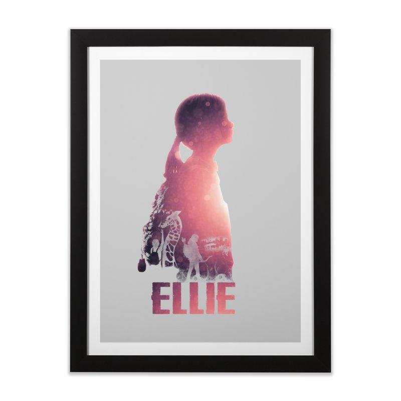 ELLIE Home Framed Fine Art Print by freeimagination's Artist Shop