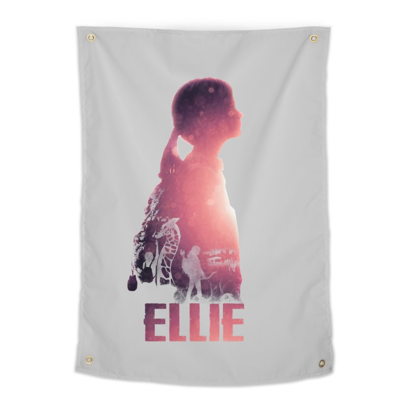 ELLIE Home Tapestry by freeimagination's Artist Shop