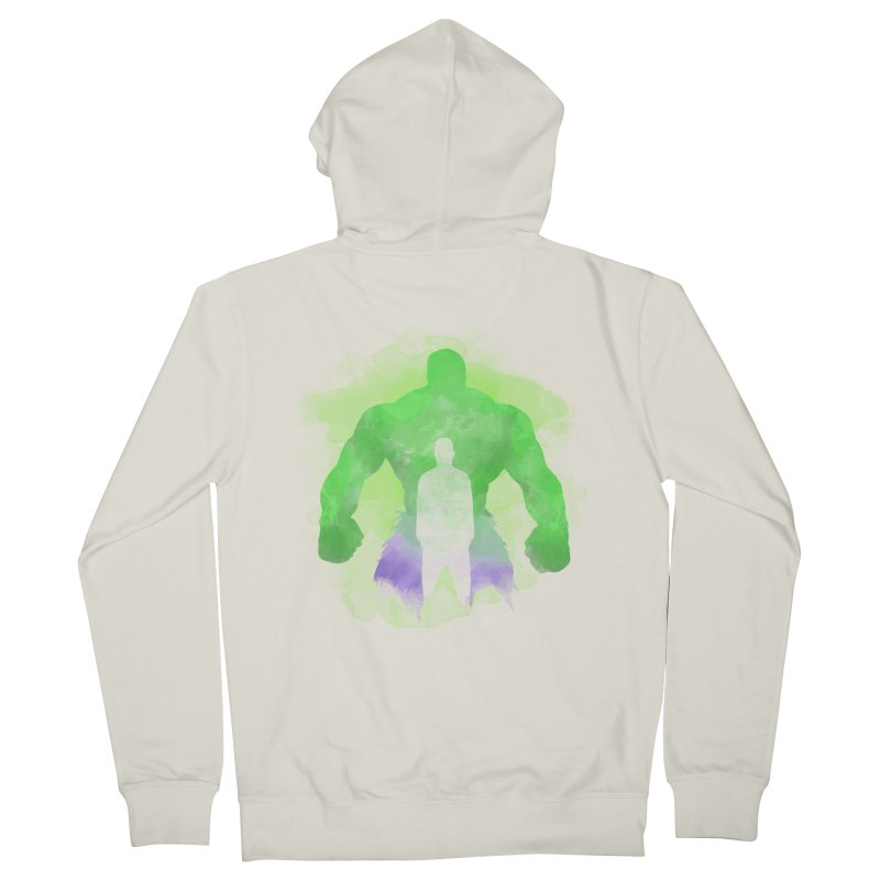 As One We Stand Men's Zip-Up Hoody by freeimagination's Artist Shop