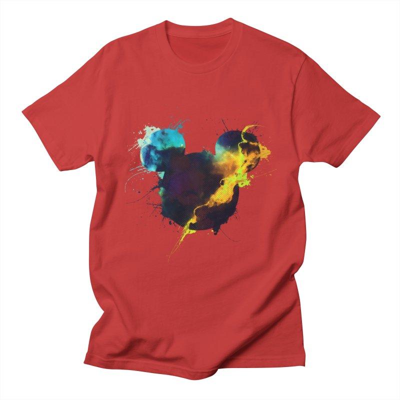 Mickey's Masterpiece Men's T-Shirt by freeimagination's Artist Shop