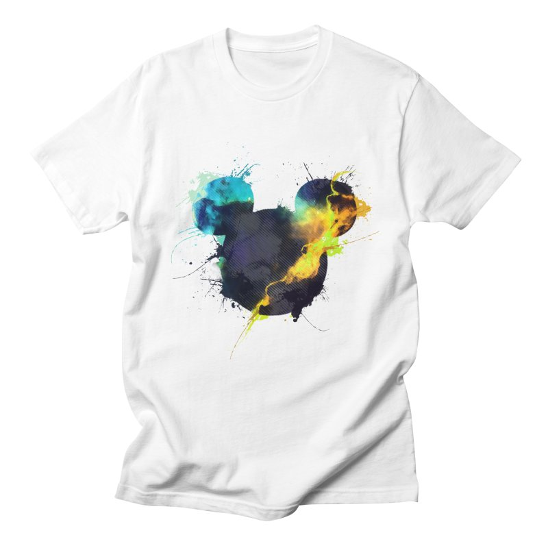 Mickey's Masterpiece Men's T-Shirt by freeimagination's Artist Shop