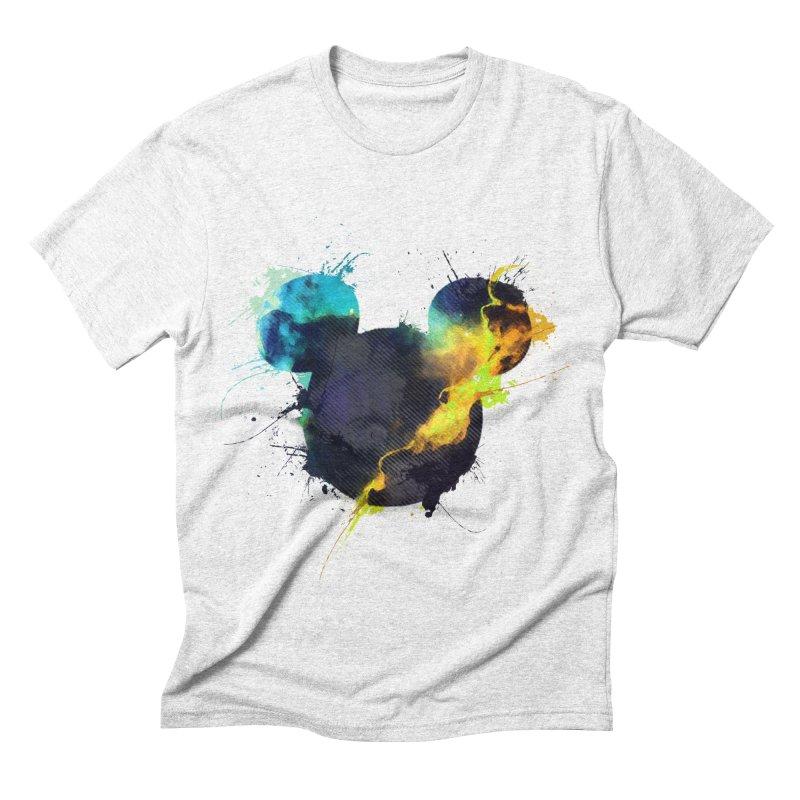 Mickey's Masterpiece Men's Triblend T-shirt by freeimagination's Artist Shop