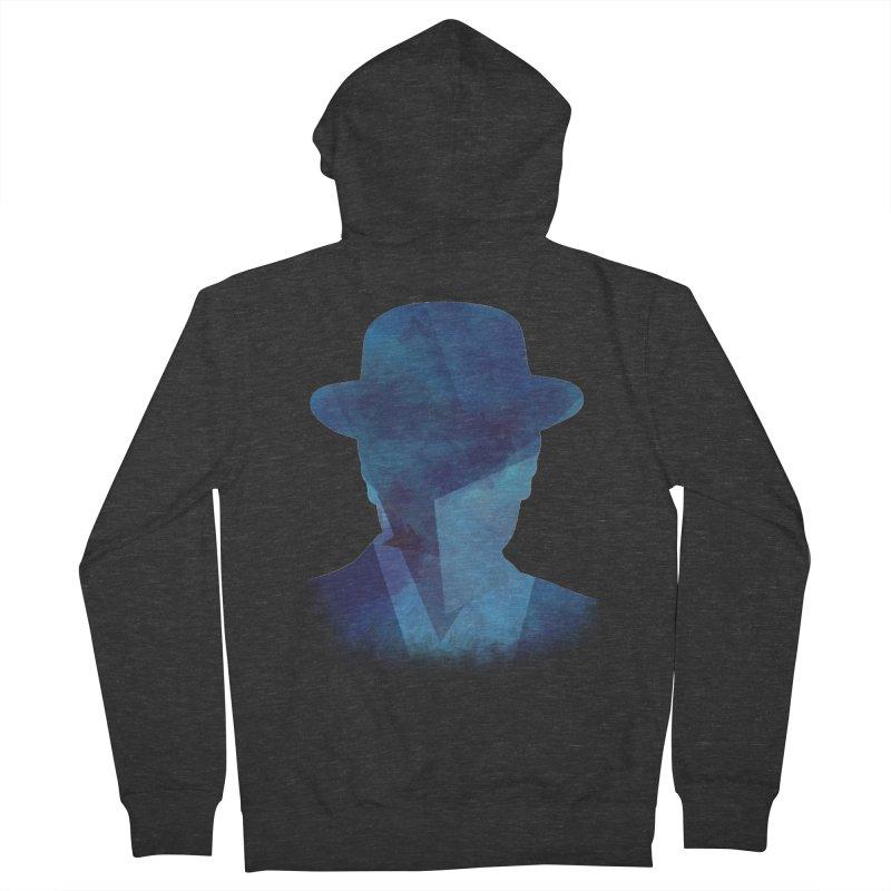 Heisenberg Men's Zip-Up Hoody by freeimagination's Artist Shop