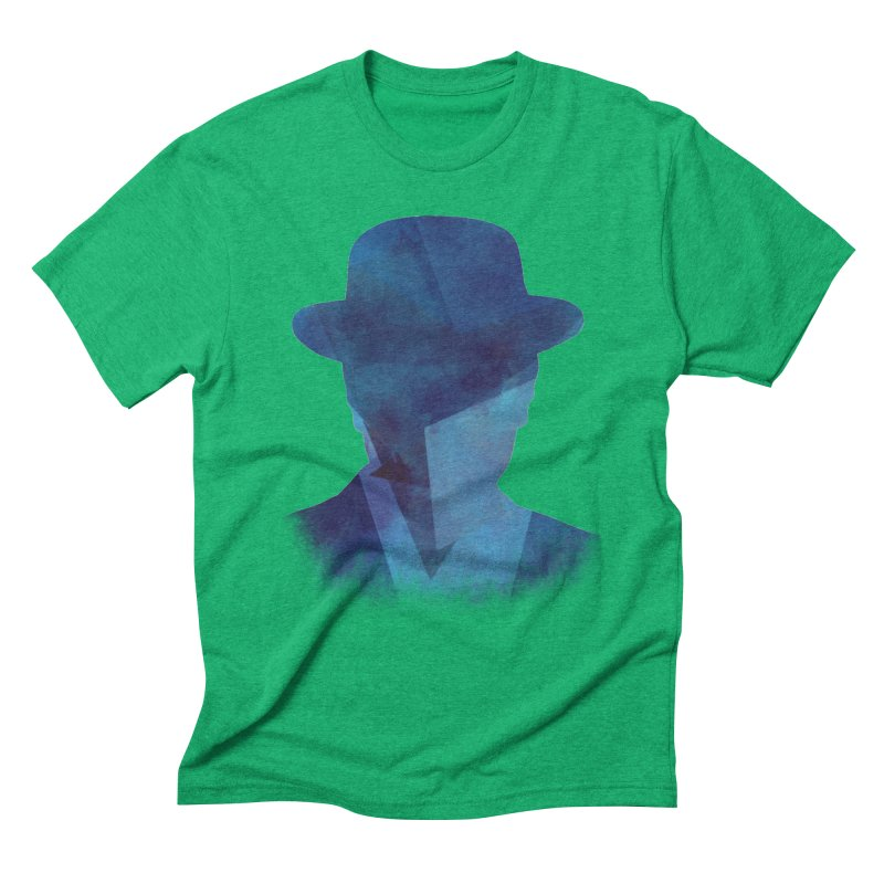 Heisenberg Men's Triblend T-Shirt by freeimagination's Artist Shop