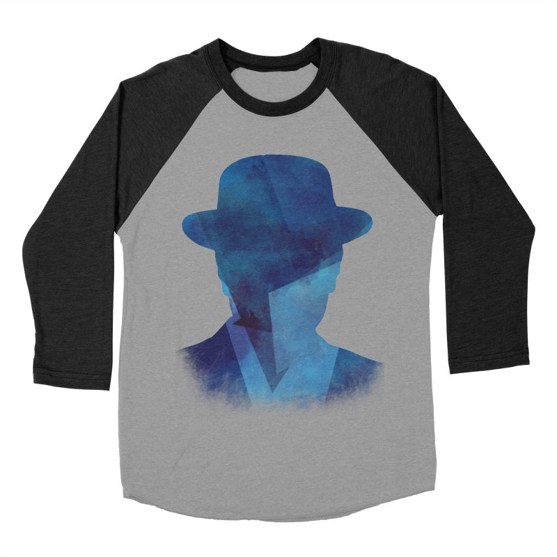 Heisenberg Men's Baseball Triblend T-Shirt by freeimagination's Artist Shop