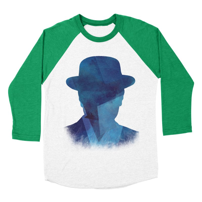 Heisenberg Men's Baseball Triblend T-Shirt by freeimagination's Artist Shop