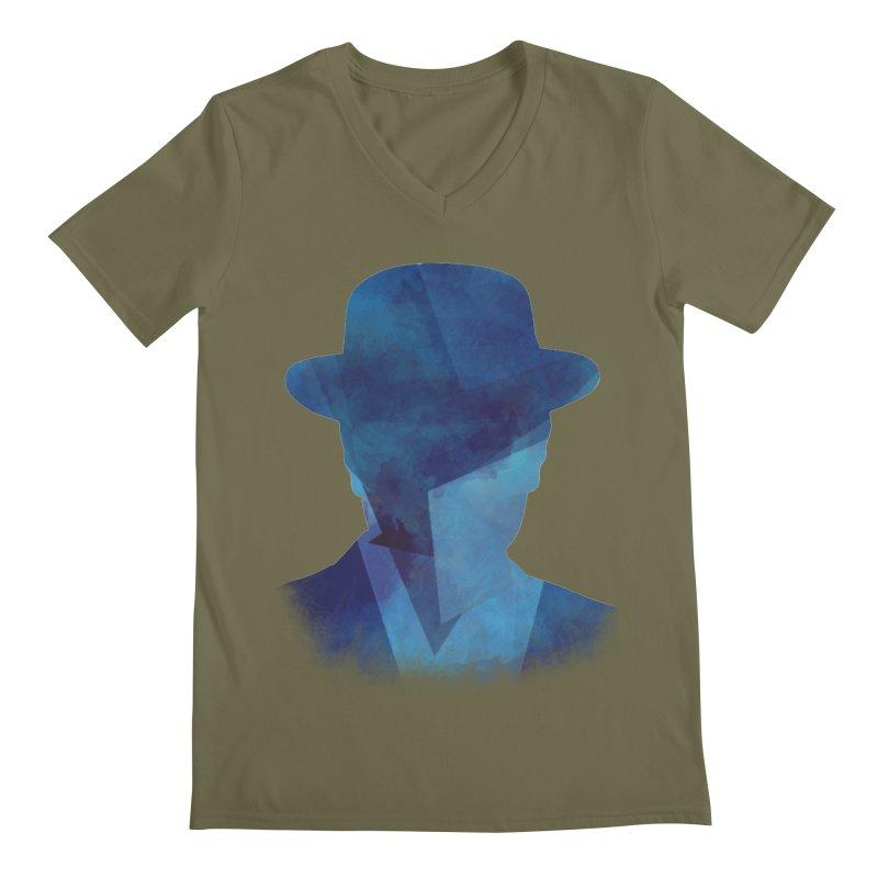 Heisenberg Men's V-Neck by freeimagination's Artist Shop