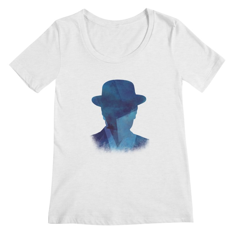 Heisenberg Women's Scoopneck by freeimagination's Artist Shop