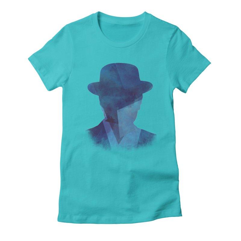 Heisenberg Women's Fitted T-Shirt by freeimagination's Artist Shop