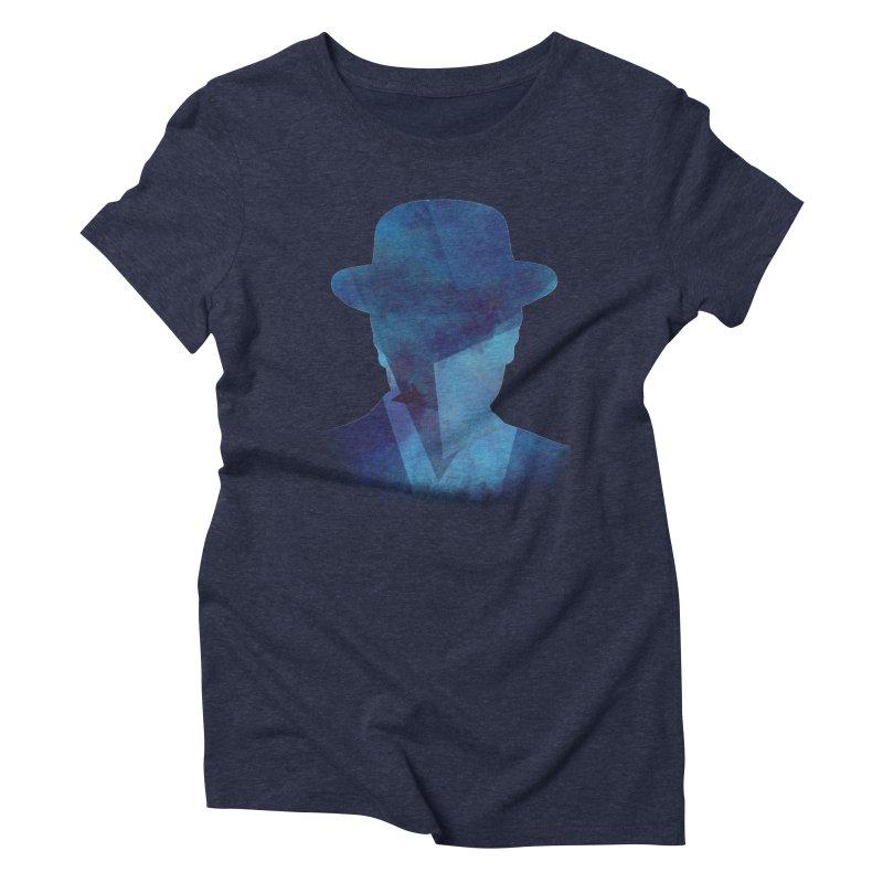 Heisenberg Women's Triblend T-shirt by freeimagination's Artist Shop
