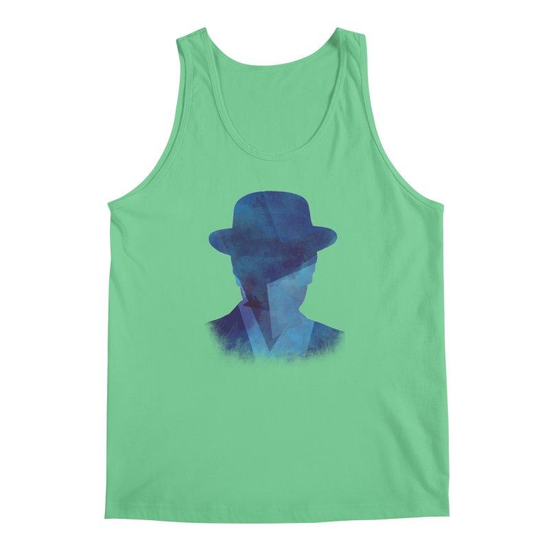 Heisenberg Men's Tank by freeimagination's Artist Shop