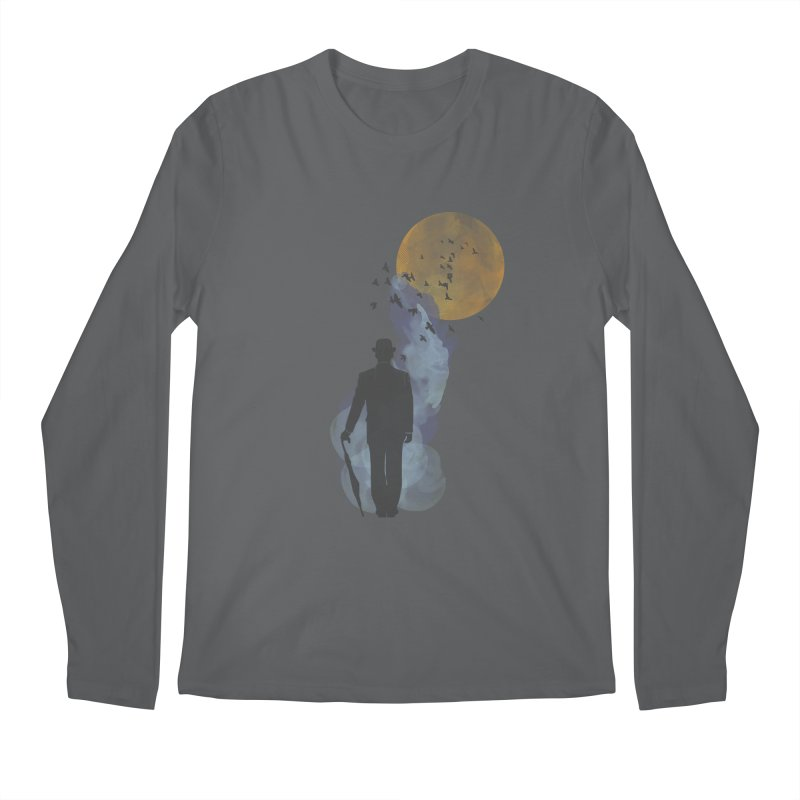 Free Birds Men's Longsleeve T-Shirt by freeimagination's Artist Shop